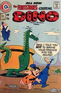 Cover Thumbnail for Dino (Charlton, 1973 series) #5