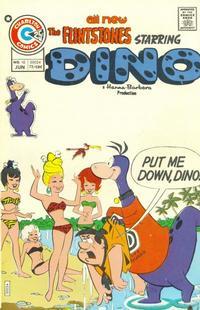 Cover Thumbnail for Dino (Charlton, 1973 series) #10