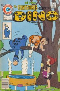 Cover Thumbnail for Dino (Charlton, 1973 series) #14