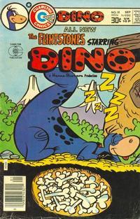 Cover Thumbnail for Dino (Charlton, 1973 series) #18