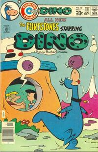 Cover Thumbnail for Dino (Charlton, 1973 series) #19