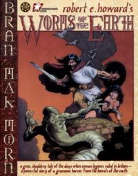 Cover Thumbnail for Worms of the Earth (Cross Plains Comics; Wandering Star, 2000 series) #[nn]