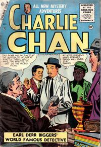 Cover Thumbnail for Charlie Chan (Charlton, 1955 series) #9
