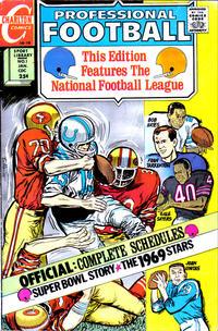 Cover Thumbnail for Charlton Sport Library - Professional Football (Charlton, 1970 series) #1