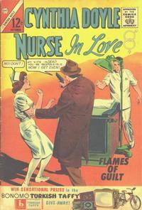 Cover Thumbnail for Cynthia Doyle, Nurse in Love (Charlton, 1962 series) #72