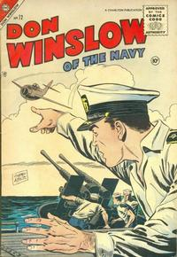 Cover Thumbnail for Don Winslow (Charlton, 1955 series) #72