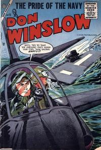 Cover Thumbnail for Don Winslow (Charlton, 1955 series) #73