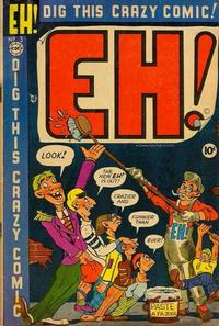 Cover Thumbnail for Eh! (Charlton, 1953 series) #3