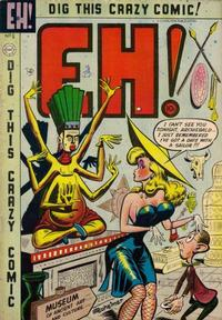 Cover Thumbnail for Eh! (Charlton, 1953 series) #6