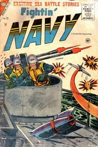 Cover Thumbnail for Fightin' Navy (Charlton, 1956 series) #75
