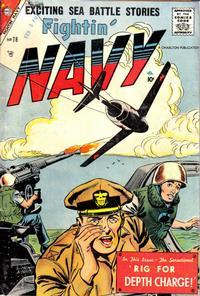 Cover Thumbnail for Fightin' Navy (Charlton, 1956 series) #78