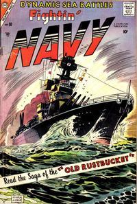 Cover Thumbnail for Fightin' Navy (Charlton, 1956 series) #80