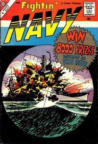 Cover Thumbnail for Fightin' Navy (Charlton, 1956 series) #86