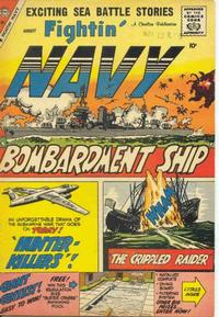 Cover Thumbnail for Fightin' Navy (Charlton, 1956 series) #88