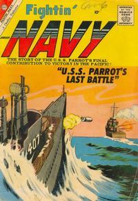 Cover Thumbnail for Fightin' Navy (Charlton, 1956 series) #96