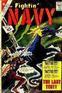 Cover Thumbnail for Fightin' Navy (Charlton, 1956 series) #99