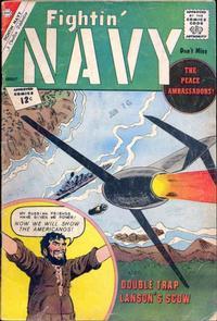 Cover Thumbnail for Fightin' Navy (Charlton, 1956 series) #105