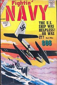 Cover Thumbnail for Fightin' Navy (Charlton, 1956 series) #107