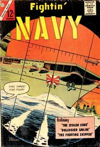 Cover Thumbnail for Fightin' Navy (Charlton, 1956 series) #108