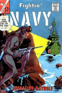 Cover Thumbnail for Fightin' Navy (Charlton, 1956 series) #120