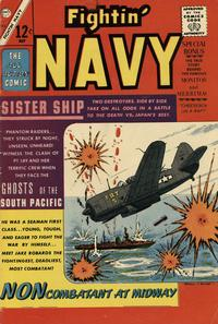 Cover Thumbnail for Fightin' Navy (Charlton, 1956 series) #125