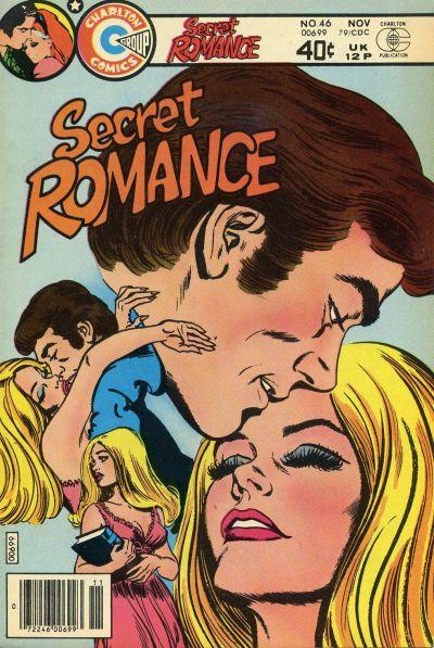 Cover for Secret Romance (Charlton, 1979 series) #46