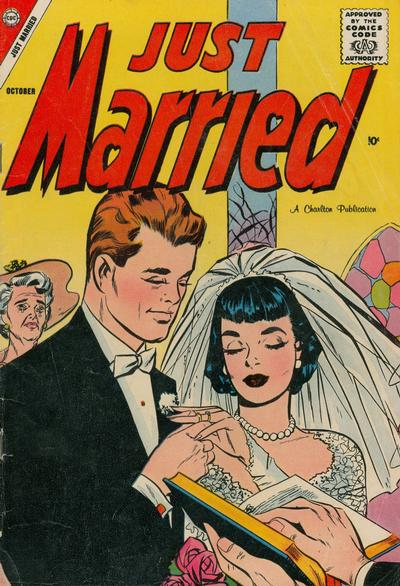 Cover for Just Married (Charlton, 1958 series) #5