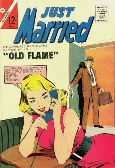 Cover for Just Married (Charlton, 1958 series) #36