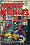 Cover for Foreign Intrigues (Charlton, 1956 series) #14