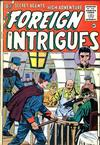 Cover for Foreign Intrigues (Charlton, 1956 series) #15