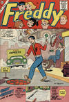 Cover for Freddy (Charlton, 1958 series) #18
