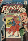 Cover for Freddy (Charlton, 1958 series) #17