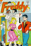 Cover for Freddy (Charlton, 1958 series) #22