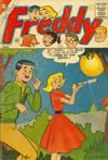 Cover for Freddy (Charlton, 1958 series) #27