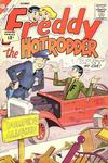 Cover for Freddy (Charlton, 1958 series) #37