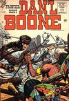 Cover for Frontier Scout, Dan'l Boone (Charlton, 1956 series) #12