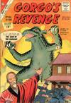Cover for Gorgo's Revenge (Charlton, 1962 series)