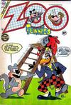 Cover for Zoo Funnies (Charlton, 1953 series) #5