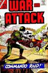 Cover for War and Attack (Charlton, 1966 series) #58