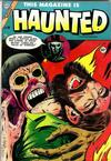Cover for This Magazine Is Haunted (Charlton, 1954 series) #20
