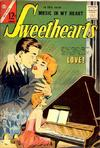 Cover for Sweethearts (Charlton, 1954 series) #69