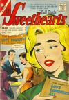 Cover for Sweethearts (Charlton, 1954 series) #70