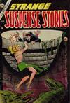 Cover for Strange Suspense Stories (Charlton, 1954 series) #21
