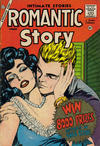 Cover for Romantic Story (Charlton, 1954 series) #42