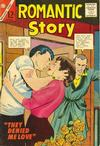 Cover for Romantic Story (Charlton, 1954 series) #74