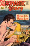 Cover for Romantic Story (Charlton, 1954 series) #91