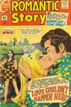 Cover for Romantic Story (Charlton, 1954 series) #99