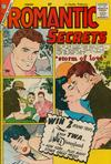 Cover for Romantic Secrets (Charlton, 1955 series) #25