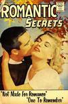 Cover for Romantic Secrets (Charlton, 1955 series) #27