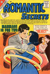 Cover for Romantic Secrets (Charlton, 1955 series) #38